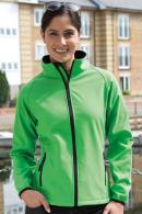 Softshell jacket for women