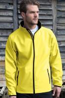 Softshell jacket for men